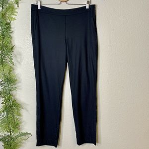 Kit and Ace Trouser Pants Blue Wool Cashmere 10